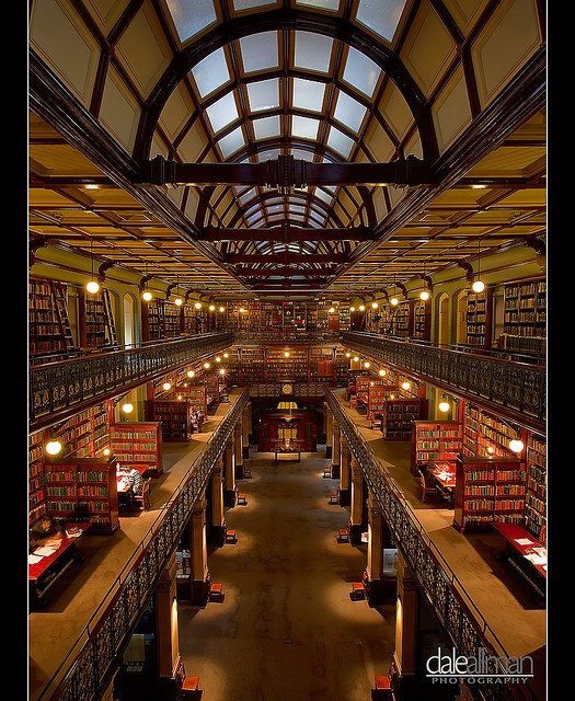 The Mortlock Library in Adelaide, South Australia