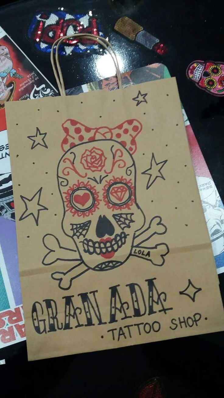 La sueca de Lushenah | #Granada #Granada_Tattoo_Shop #Ink #Lola #Rubia