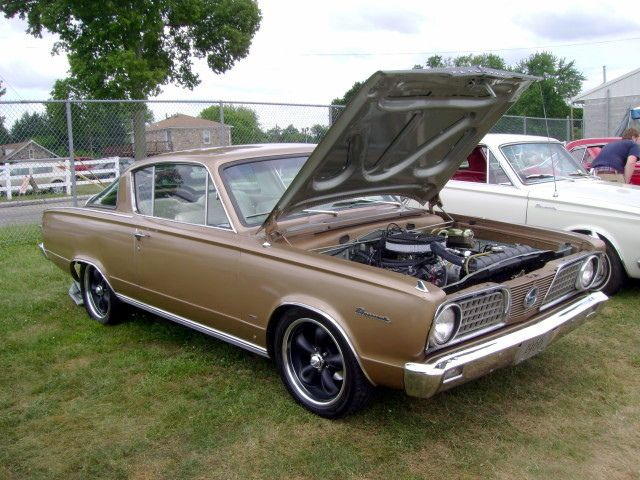 1966 plymouth barracuda - Challenger 1966