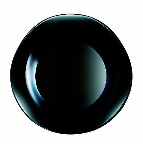Arc International Luminarc Volare Black Dinner Plate, 10-1/2-Inch, Set of 12 by Blockhouse Arc. $85.23. Luminarc is wash resistant. Luminarc is durable. Twelve volare black dinner plate 10-1/2-inch. 100-Percent hygienic. Luminarc is the oldest brand currently sold by Arc, launched in 1948. Arc International is a French manufacturer and distributor of household goods. The company was established in Arques, Pas-de-Calais, where it is still headquartered, as a glass-making...