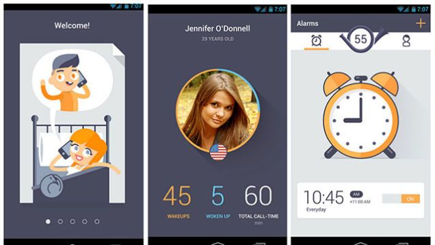 Wakie is a community of people who wake each other up in the morning. Wakie is currently available Android and Windows Phone (iOS is in the approval process. http://wakie.com/ USA, 2014