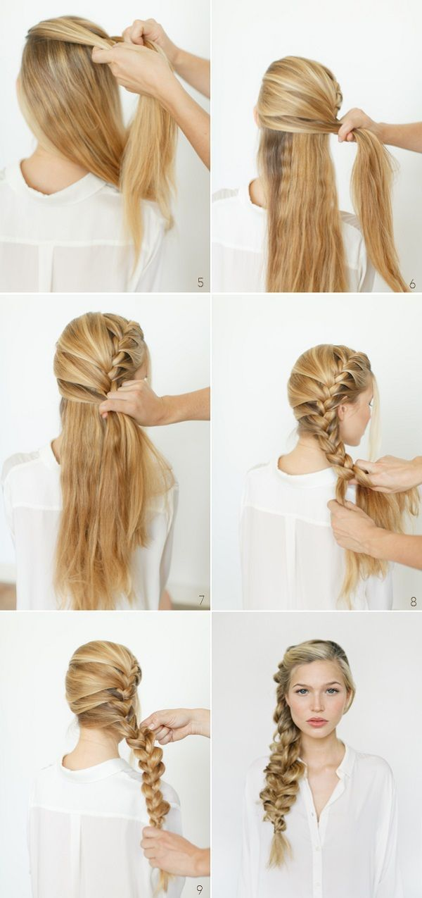 Braided hair tutorials POST YOUR FREE LISTING TODAY! Hair…