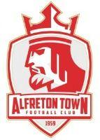 1959, Alfreton Town F.C. (Alfreton, Derbyshire, England) #AlfretonTownFC #UnitedKingdom (L14344)