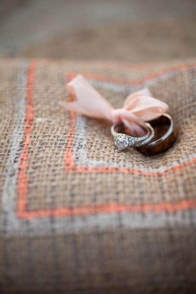 Vintage engagement ring #wedding