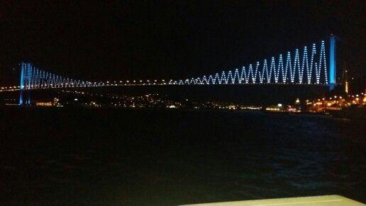Posphor bridge