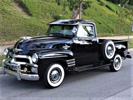 1955 Chevrolet 5 window 3100 Pickup