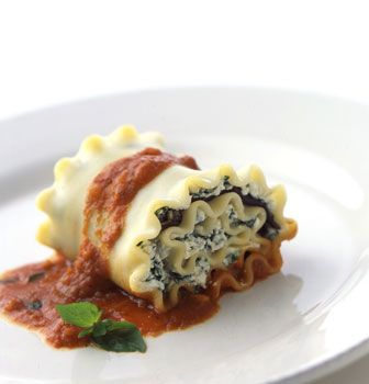 ... and Spinach Lasagne Spirals | Recipe | Lasagne, Eggplants and Spirals