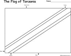 Flag of Tanzania -thumbnail