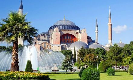 13-Day Tour of Turkey with Airfare and First-Class Accommodations from Gate 1 Travel