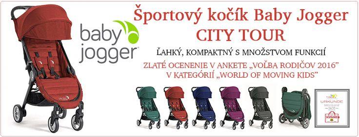Športový kočík City Tour
