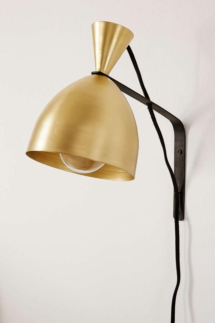 Ampoule laureen luhn design graphique - 4040 Locust Beaker Sconce Urban Outfitters