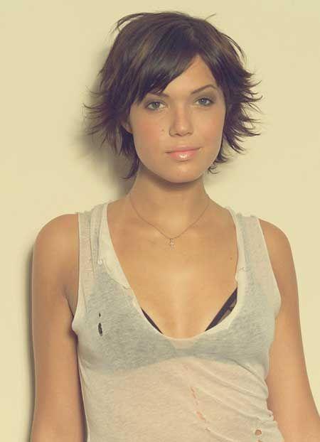 Cute Easy Short Hairstyles | 2013 Short Haircut for Women
