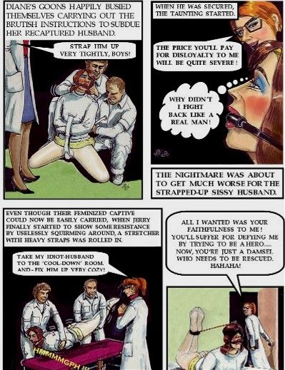 dominatrix forced feminization