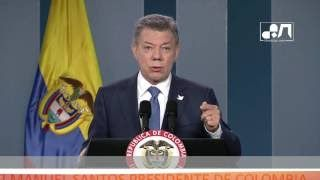 Juan Manuel Santos Premio Nobel de la Paz 2016