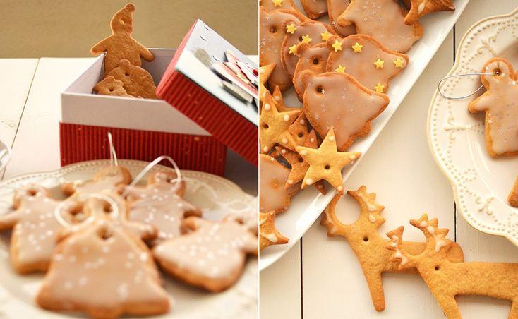 Gyömbéres fahéjas karácsonyi finomság! A legpuhább mézes tésztácska!
