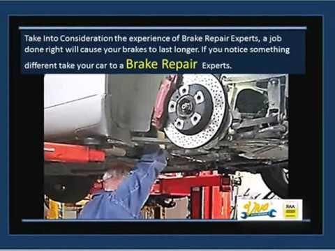 Why You Should Go To A Brake Repair Expert - YouTube- Viva Auto Repairs