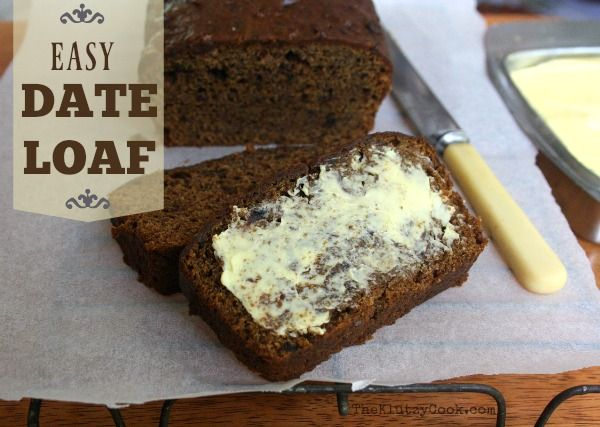 A super easy date loaf recipe that ticks all the boxes - fast, easy and tasty. It's also budget friendly and perfect for lunchboxes. Click for the recipe.