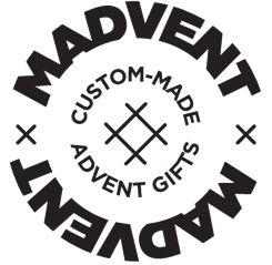 Madvent logo