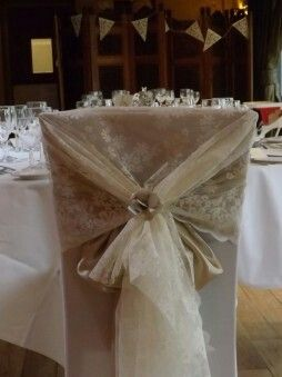 Vintage chair covers