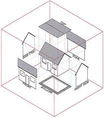 orthographic drawing - Google Search