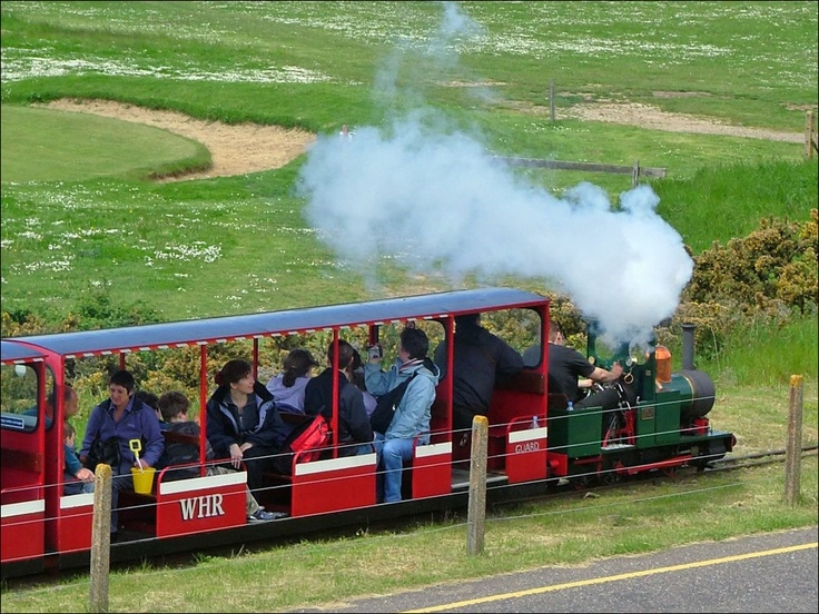Wells Harbour Railway