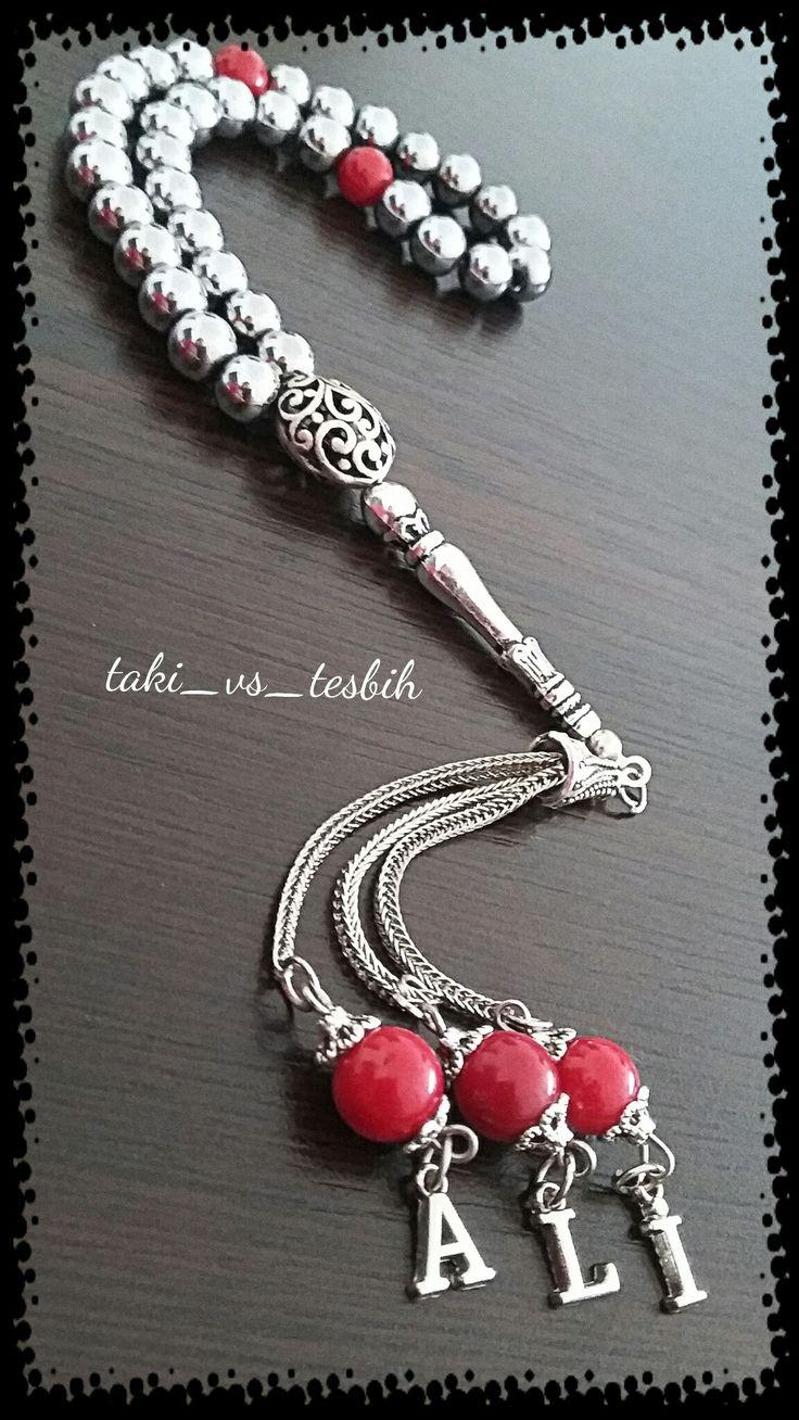 Özel tasarım doğaltaş erkek tesbihi.... Handmade prayer beads....