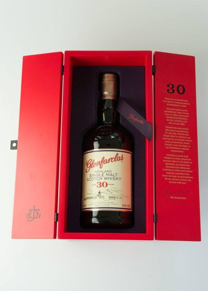 Glenfarclas 30 Years Old Limited Edition