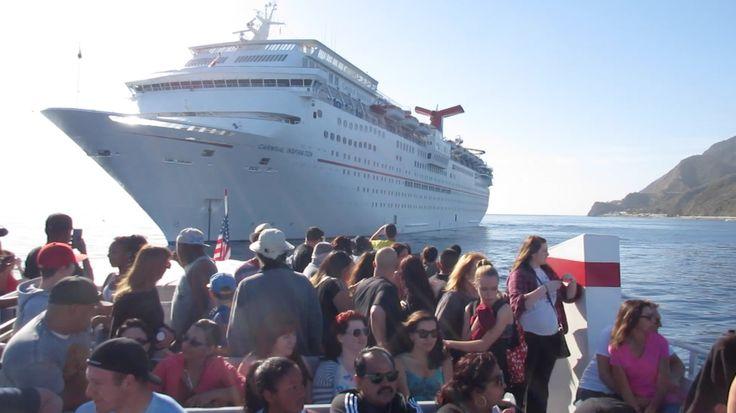 Cruise to Ensenada, Mexico & Catalina Island on Carnival Inspiration