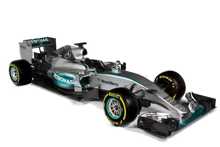 MERCEDES AMG PETRONAS Formula One Team unveils the new F1 W06 Hybrid Silver Arrow - https://www.aivanet.com/2015/02/mercedes-amg-petronas-formula-one-team-unveils-the-new-f1-w06-hybrid-silver-arrow/
