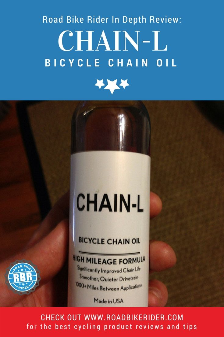 Chain L High Mileage Formula Bicycle Chain Lube Review Bike