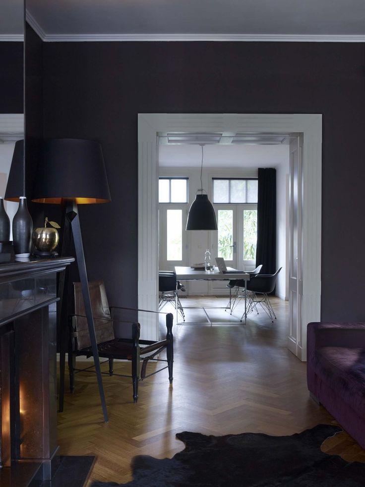 10 best images about muur verven on pinterest mists wall colors and grey - Kleuren muur toilet ...