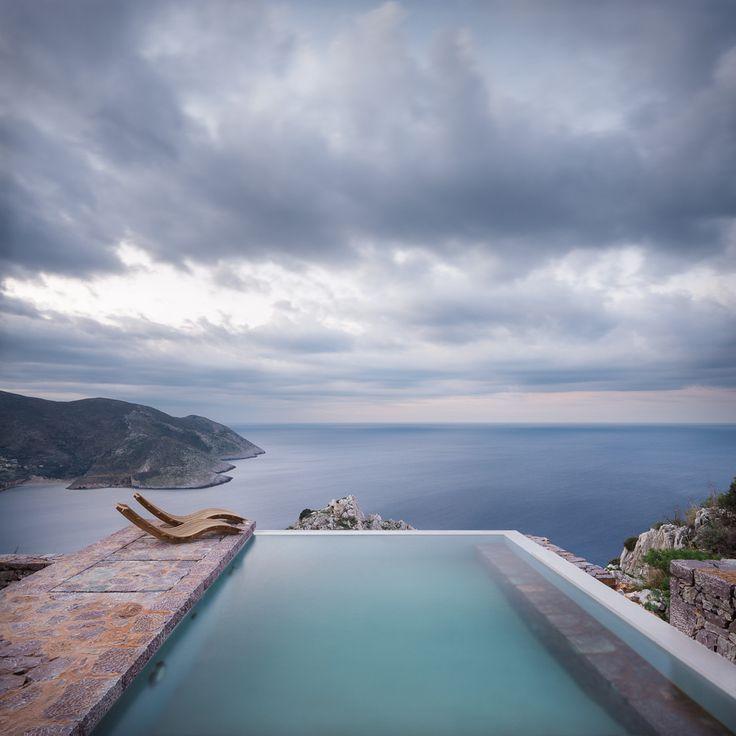 Gallery - Tainaron Blue Retreat / Kostas Zouvelos + Kassiani Theodorakakou - 6