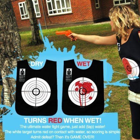Suck UK Water Wars Pistol Game - Watergevecht