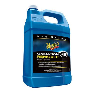 Other Sporting Goods 310: Meguiars Mirror Glaze Hd Oxidation Remover - 1 Gallon [M4901] BUY IT NOW ONLY: $44.95