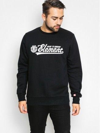 Bluza Element Signature Cr (flint black)