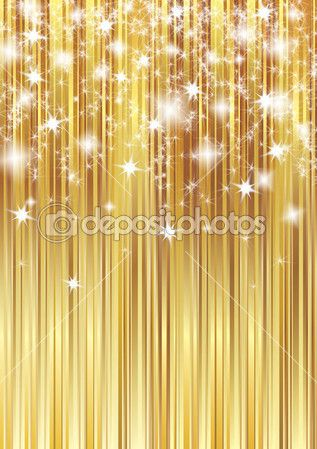 Golden stripes background — Stock Image #6376594