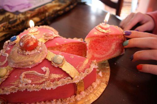 Sailor Moon cake!!