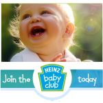 Free Heinz Baby Club Products, Nutritional Information, Coupons And More - Gratisfaction UK Freebies #babystuff #heinz