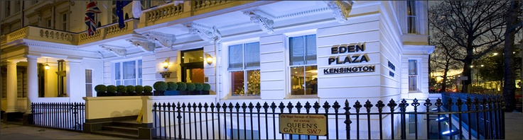 Cheap Hotels Near Kensington & Earls Court | Budget Hotel in Knightsbridge | Hotel near Imperial College & Museums | Queens Gate | Chelsea | South Kensington | Bed And Breakfast B Accommodation in Central London - Eden Plaza Kensington Hotel London