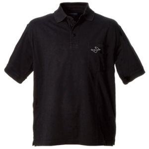 Mute: Mute Polo Shirt