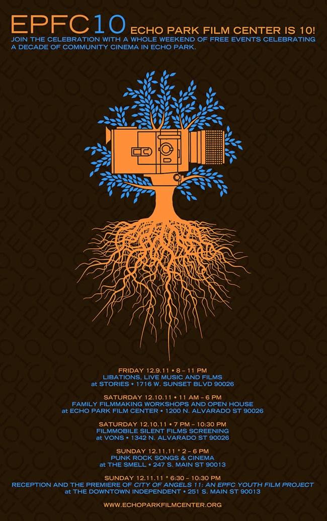 Echo Park Film Center poster