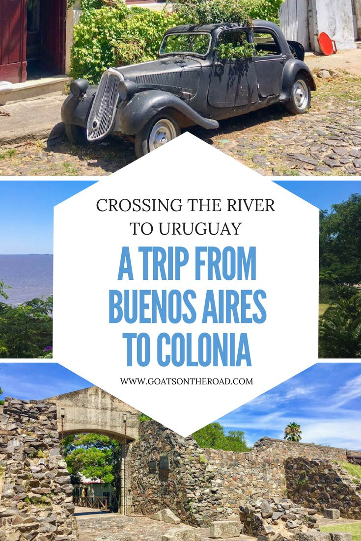 The Río de la Plata separates the sprawling city of Buenos Aires in Argentina and the quaint city of Colonia del Sacramento in Uruguay. There are just 28 nautical miles between these two destinations, yet, they feel worlds apart. In the large and chaotic city of Buenos Aires, our taxi barreled down a 12 lane highway (yes, 12 …