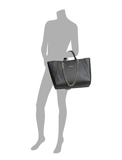 Nikki Chain Tote, guess