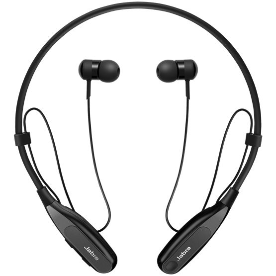 Jabra Halo Fusion provides great calls and sound. With 6.5 hours of music and talk time, the in-ear headphones isolate surrounding noise so you can hear all the details in your call and listen to every beat of your music.