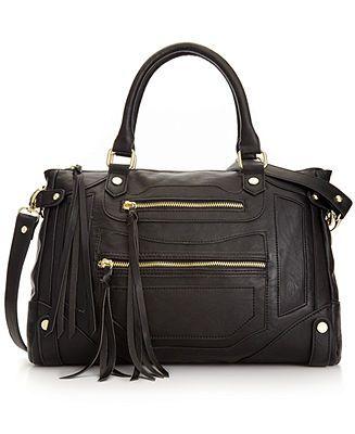Steve Madden Handbag, Btalia Satchel - Steve Madden - Handbags & Accessories - Macy's