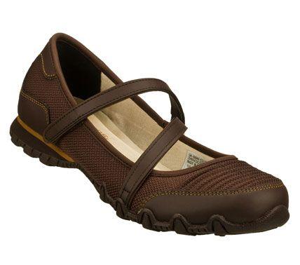 brown women's skechers sneakers