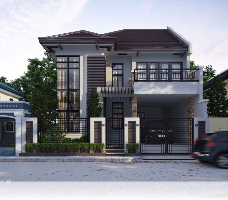 27 best philippine house designs images on pinterest for Front house design philippines