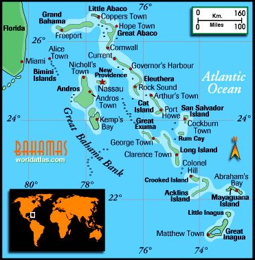 34 best countries i visited images on pinterest countries maps bahamian map the map of the bahamas gumiabroncs Images