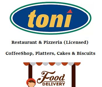 Toni Restaurant Midrand,Toni   Real Authentic Italian Food   Midrand,Restaurants,Food and Drinks,Pubs and Bars,Restaurants,Cafe,Fast Food,South Africa,Midrand,Toni Restaurant Midrand Welcome to Toni   Real Authentic Italian Food   Midrand - a friendly place to meet, have coffee, eat and enjoy life. Toni Midrand is situated in the Health Emporium and is just 2 minutes away from the Gautrain in Halfway House. Toni is part of the Mastrantonio franchise and [...]