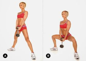 EverythingSisters : 5 Exercises For Toned Legs